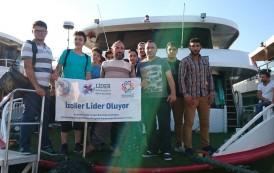 Lider Gençlik Bilek Güreşi Takımı Boğaz Gezisi,İftar ve Sahur Etkinliğinde Buluştu.