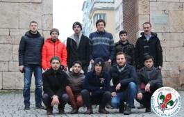 Lidergençlik Bursa Gezisinde