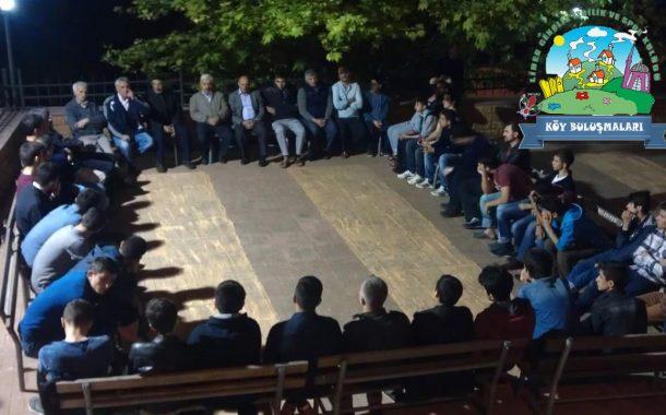 Lider Gençlik Köy Buluşmaları Projesi Kapsamında Nüzhetiye'de..