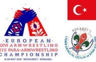 Sporcularımız Avrupa Şampiyonasında!