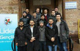 Üniversite Gençlik Grubumuz Bilecik Gezisi Düzenledi