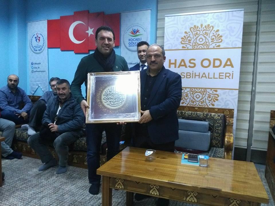Prof. Abdullah Kahraman'ı Has Oda'ya Konuk Ettik.