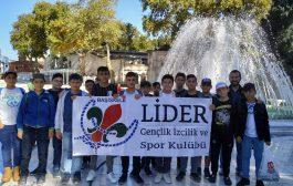 Lider Gençlik Eyüp Sultan ve Teknofest'te...